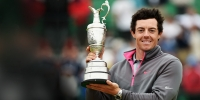 Rory McIlroy wins The Open 2014