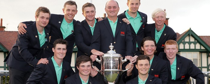 GB&I win the 45th Walker Cup 2015