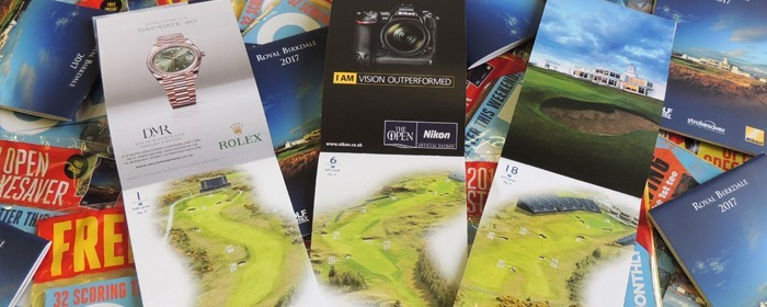Golf Monthly and Strokesaver joined by Patrons Nikon and Rolex