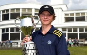 Marcus Svensson wins the 2015 Boys Amateur Championship