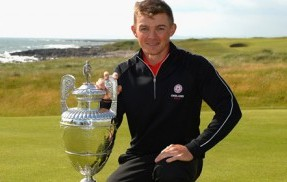 Scott Gregory wins The 121st Amateur Championship at Royal Porthcawl