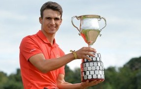 Pedro Lencart wins the 91st Boys Amateur Championship
