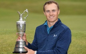 Jordan Spieth wins The 146th Open