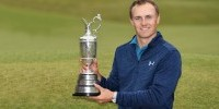 Jordan Spieth triumphant at The 146th Open
